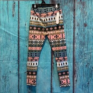 Other - Kids printed leggings (s/m)